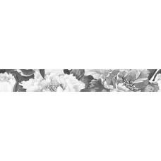 Metalico бордюр вертикальный чёрный / 7x50 см