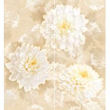 Elegance декор-панно бежевый / 46x50 см