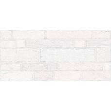 Brick стена серая светлая / 23х50 см