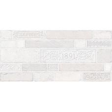 Brick декор серый / 23х50 см
