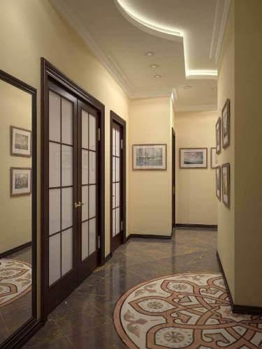 Плитка для коридора